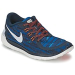 Low top trainers Nike FREE 5.0 PRINT JUNIOR