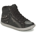 Hi top trainers Geox PRISCA A