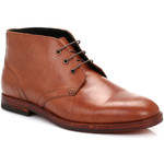 Mid boots Hudson Mens Tan Houghton 2 Leather Boots