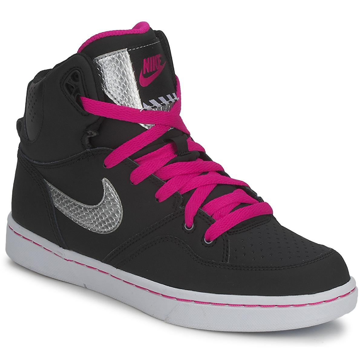 Nike COURT TRANXITION Black