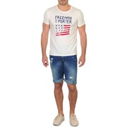 shorts & bermudas Freeman T.Porter DADECI SHORT DENIM
