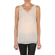 Tops / Sleeveless T-shirts Vero Moda PEARL SL LONG TOP