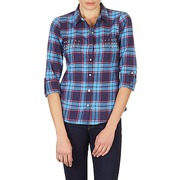 Shirts Vero Moda MEW LS SHIRT TN WALL