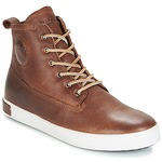 Hi top trainers Blackstone INCH WORKER ON FOXING FUR