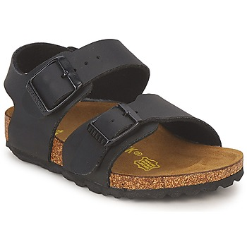 Sandals Birkenstock NEW YORK Black 350x350