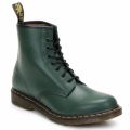 Dr Martens 1460 8 EYE BOOT men Low Ankle Boots in Green