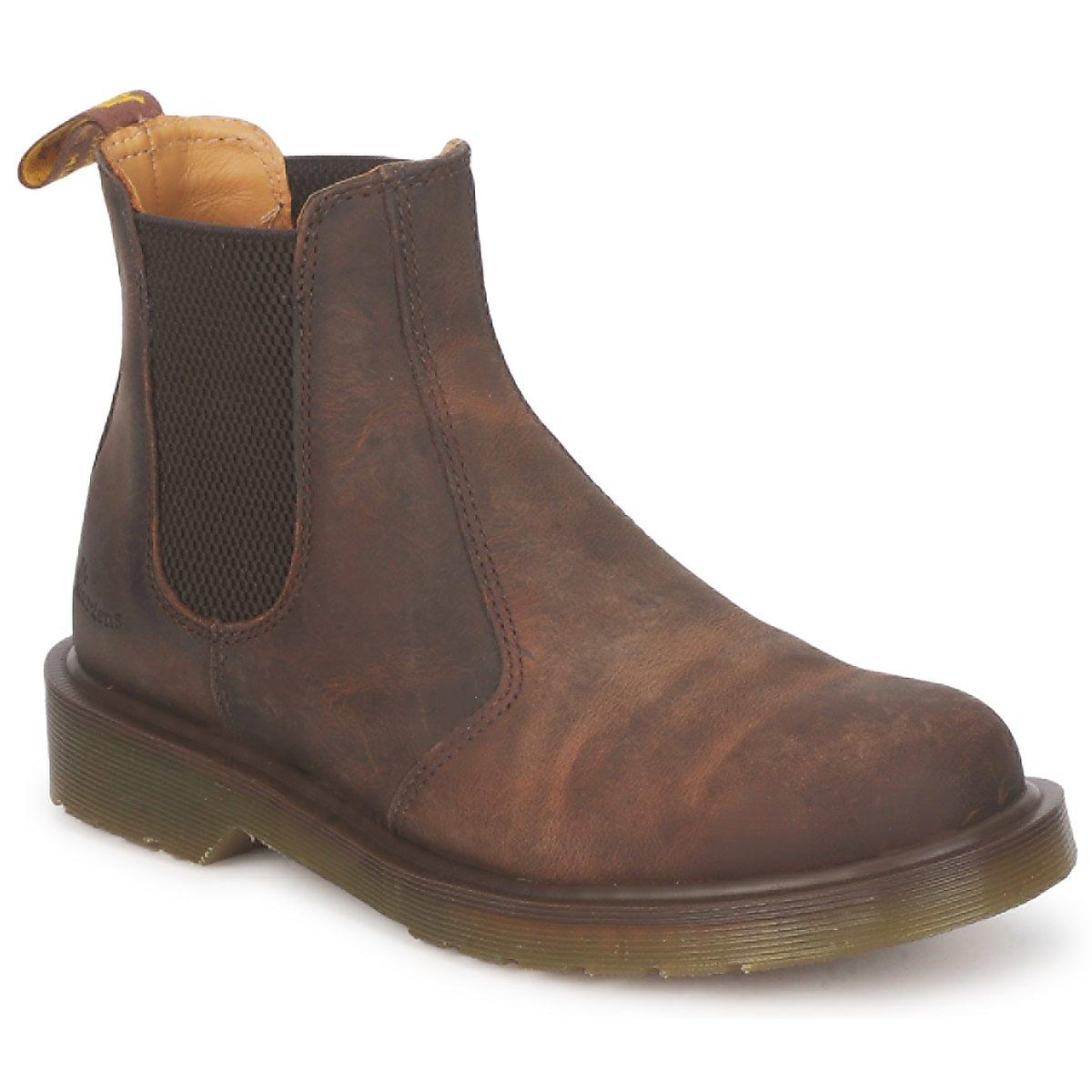 ankle boots dr martens 2976 chelsea boot gaucho crazy. Black Bedroom Furniture Sets. Home Design Ideas