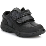 Derby Shoes Timberland Toddlers Black Woodman Park Oxford Leather Shoes