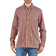 long-sleeved shirts Hackett SOFT BRIGHT CHECK