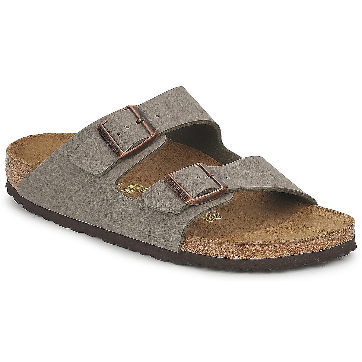 Sandals Birkenstock ARIZONA Brown