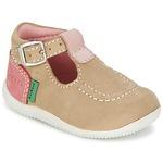 Flat shoes Kickers BONBEK