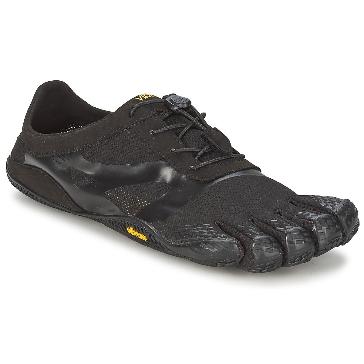 running shoes vibram fivefingers kso evo black free. Black Bedroom Furniture Sets. Home Design Ideas