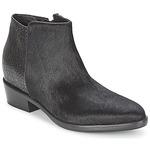 Mid boots Alberto Gozzi PONY NERO