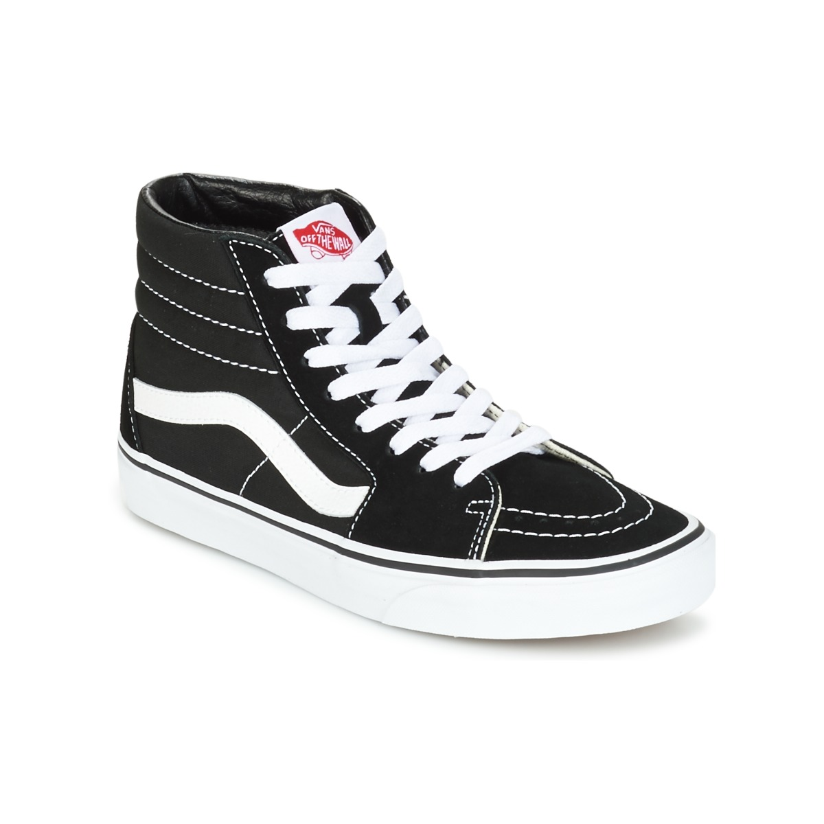 Vans SK8-HI Black / White