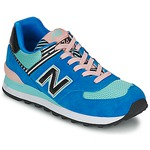 Low top trainers New Balance WL574