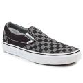 Vans CLASSIC SLIP ON men Slip-ons (Shoes) in Black / Pewter
