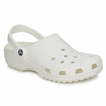Crocs CLASSIC men&39s Clogs (Shoes) in White