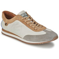 Shoes Men Low top trainers Pataugas ISIDO Grey