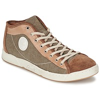 Shoes Men Hi top trainers Pataugas JAMES H CAMEL