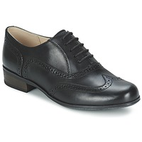 Shoes Women Derby Shoes Clarks HAMBLE OAK Black