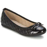 Shoes Women Flat shoes Moony Mood NIELA Black