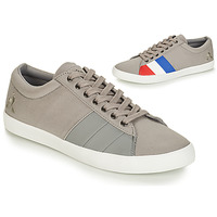 Shoes Men Low top trainers Le Coq Sportif FLAG Grey