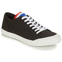 Shoes Low top trainers Le Coq Sportif NATIONALE SPORT Black