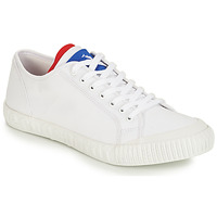 Shoes Low top trainers Le Coq Sportif NATIONALE SPORT White / Blue / Red