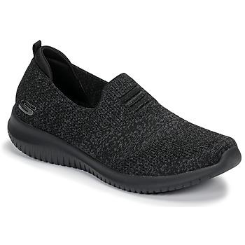 Shoes Women Slip-ons Skechers ULTRA FLEX Black