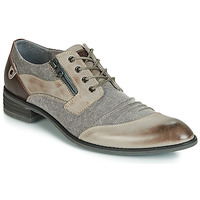 Shoes Men Derby Shoes Kdopa MONTMARTRE Grey