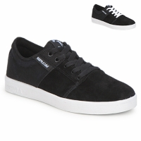 Shoes Low top trainers Supra STACKS Black