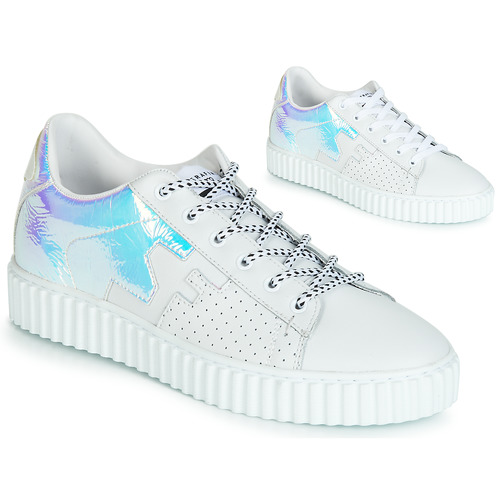 Shoes Women Low top trainers Serafini MADISON White