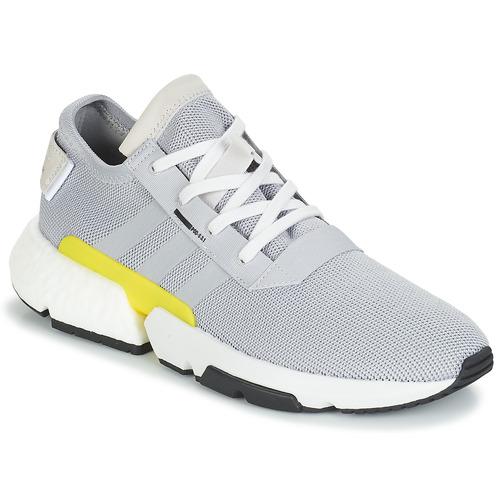 Shoes Men Low top trainers adidas Originals POD-S3.1 Grey