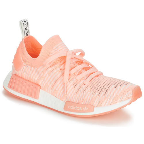 Shoes Women Low top trainers adidas Originals NMD_R1 STLT PK W Pink