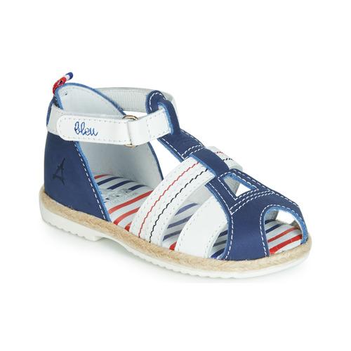 Shoes Children Sandals GBB COCORIKOO Blue