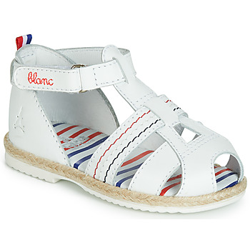 Shoes Children Sandals GBB COCORIKOO White