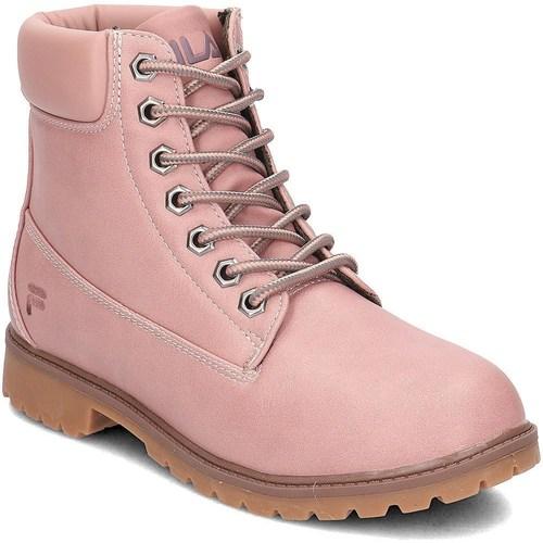 d03e79518fdd Fila Maverick Mid Pink - Shoes Mid boots Men £ 64.00