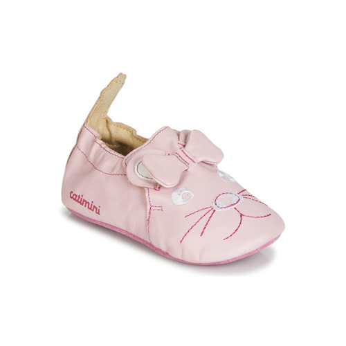 Shoes Girl Slippers Catimini CALA Pink