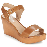 Shoes Women Sandals Betty London CHARLOTA Brown