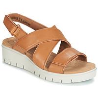 Shoes Women Sandals Clarks UN KARELY DEW Brown