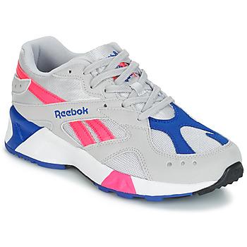 Shoes Low top trainers Reebok Classic AZTREK Beige / Blue