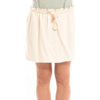 Clothing Women Skirts Blune Jupe Lendemain de Fête JP-01E13 Écrue Beige