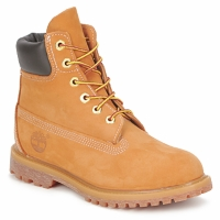 Shoes Women Mid boots Timberland 6 INCH PREMIUM BOOT Beige