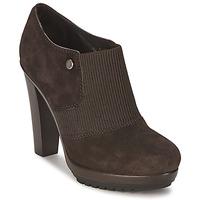 Shoes Women Shoe boots Alberto Gozzi SOFTY MEDRA Brown