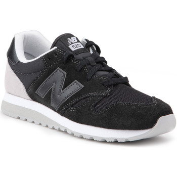 Shoes Men Low top trainers New Balance U520EP black, grey