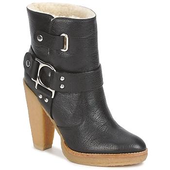 Shoes Women Ankle boots Belle by Sigerson Morrison ZUMA  black