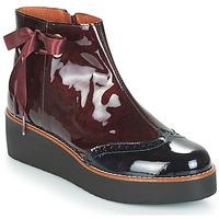 Shoes Women Mid boots Fericelli JANDICI Bordeaux