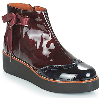 Shoes Women Mid boots Fericelli JANDICI Bordeaux