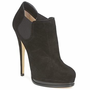 Shoes Women Shoe boots Casadei 8532G157 Black