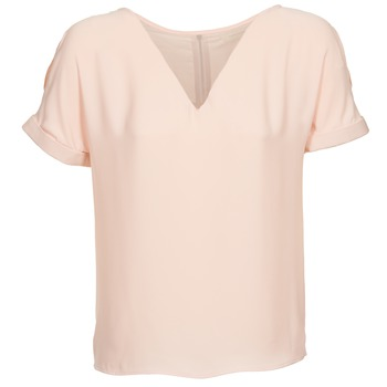 Clothing Women Tops / Blouses Naf Naf HARPI Pink